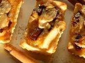 Compote fruits épicés avec restes puis tarte, tiens tartelettes, chocolat…