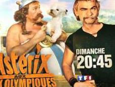 Audiences Depardieu Astérix cartonnent