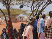 Somalie civils quête d'un lieu
