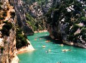 Découvrir canoë-kayak plus beaux canyons