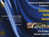 Paul Giacobbi ouvre séminaire Coopération Territoriale Européenne mercredi.