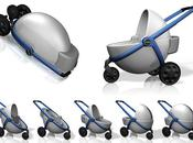 stroller concept hard shell rather than soft