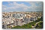 Ville Bordeaux prête pousser murs