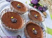 """MOUSSE """"PINK NINI"""" chocolat noir violette TOULOUSE"""