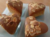 Muffins cœurs Ovomaltine Crunchy Cream