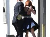 Olivia Wilde Justin Timberlake tournage I'm.Mortal