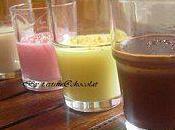 Pleins danette (différentes saveurs