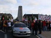 Avranches toujours mobilisée contre réforme retraites jeudi octobre 2010