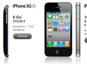 L'iPhone blanc quitte l'Apple Store