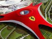 parc d'attraction Ferrari World ouvert portes