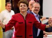 Dilma Rousseff élue