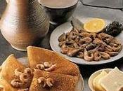 Crêpes sarrazin crevettes grises