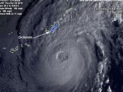 Typhon Chaba (cyclone) Okinawa