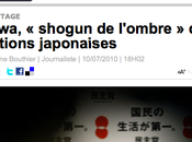 Ozawa, shogun l'ombre élections japonaises
