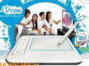 uDraw GameTablet Première tablette Nintendo