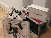 Découverte Lanvin pour H&M; Showroom Bruxelles
