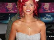 Rihanna Londres pour illuminations Noël (PHOTO)