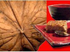 Moelleux noix goût Pain d'épices... tuerie!