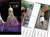 Sortie calendrier 2011 Miss Portugal Luxembourg