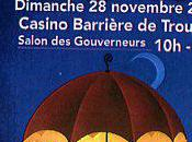 Trouville: Brocante jouet Baba novembre