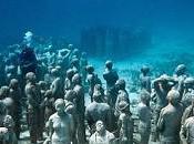 Dans eaux Cancun...