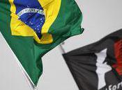 Brésil Course fait beau Paulo
