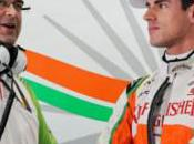 Conflit chez Force India