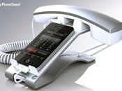 iClooly PhoneStand, support pour iPhone avec combiné