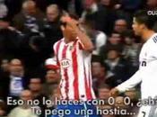 Quand Cristiano Ronaldo fait insulter répond!