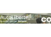 Europcar compresse voitures