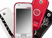 Smartphone mode, Samsung Galaxy Teos Kenzo