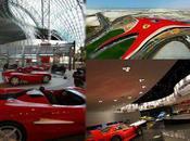 FERRARI WORLD Parc d'attractions Dhabi