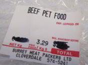 Avis pour santé Nourriture animaux compagnie Canada
