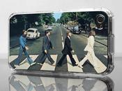 """""""Abbey Road"""" Beatles protège votre iPhone 4..."""