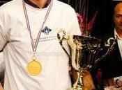 Coupe France fleuristes, premier Mickaël Rault