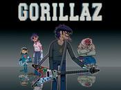 prochain album Gorillaz créé iPad