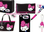 collection Hello Kitty pink ribbon
