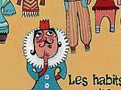 habits neufs l'empereur d'après Andersen (illustrations Parastou Haghi)