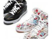 "Hello Kitty Reebok PT-20 ""International Travel Kitty"""