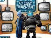 MEGAMIND présente MEGA SUPER MACHINE TRANSFO