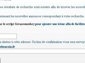 Créer alertes email pour surveiller annonces leboncoin.fr