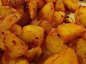 Pommes terre epicees