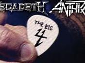 Metallica, Slayer, Megadeth, Anthrax, Live From sofia, Bulgaria (Universal)