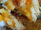 Parmentier poisson purée carottes