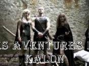 merveilleuses aventures Kalon autres récits