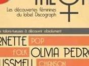 """""""chanson"""" talons: découvertes feminines Discograph"""