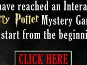 Harry Potter Mistery Game!