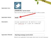 Twitter ligne commande (même avec oAuth)