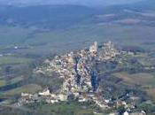 Quatre voies mènent Vézelay