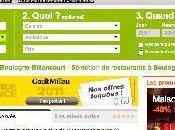 millions réservations pour LaFourchette